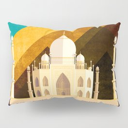 Mosque Pillow Sham