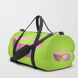 '80s Sunglasses Duffle Bag