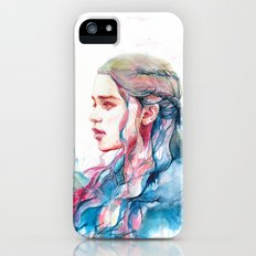 Dragonqueen Slim Case iPhone (5, 5s)