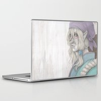 medicine Laptop & iPad Skins featuring Medicine Seller by yuutew