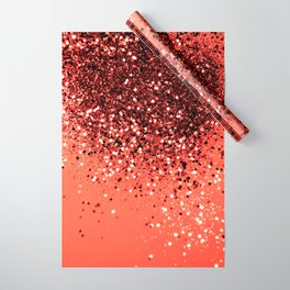 Cali Summer Vibes Lady Glitter #8 #shiny #decor #art #society6 Wrapping Paper