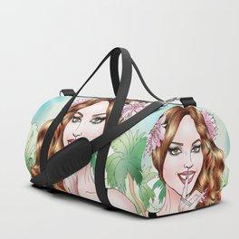 Tropical Paradise Duffle Bag