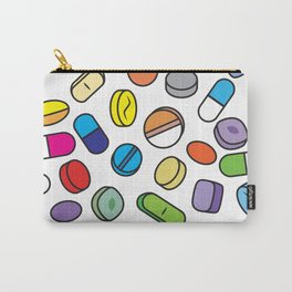 Drugs N More Pills Carry-All Pouch