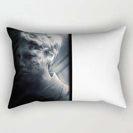 Dust in the Wind Rectangular Pillow