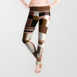 Debussy Little Shepherd (Coffee Colours) Leggings