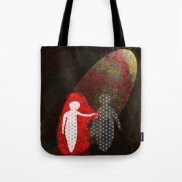 Should I Be Afraid? Tote Bag