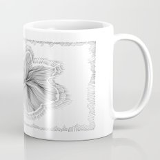 Jellyfish Star I B&W Mug