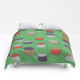 Funky Pineapples Comforters