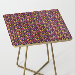 Berry Blue Mod by VIXTOPHER Side Table