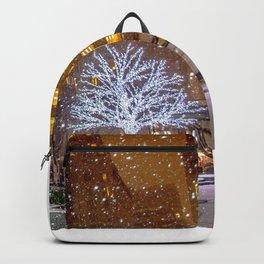 Christmas in Toronto Backpack