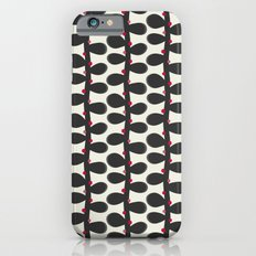 Like a Leaf [red spots] iPhone 6s Slim Case