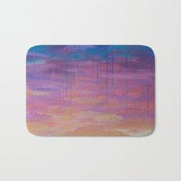 Miami Sunset Bath Mat