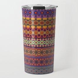 Vintage tribal aztec pattern Travel Mug