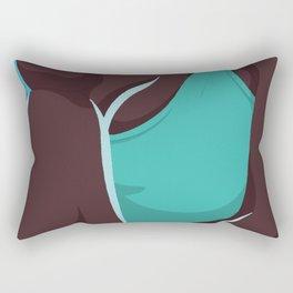 Untitled #58 Rectangular Pillow