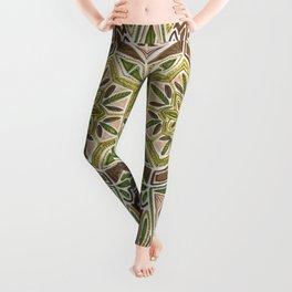 Earth Tapestry Leggings