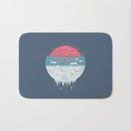 The Great Thaw Bath Mat