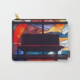 Art Piece by Joshua Eckstein Carry-All Pouch