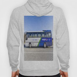 Malev Airlines Bus Hoody