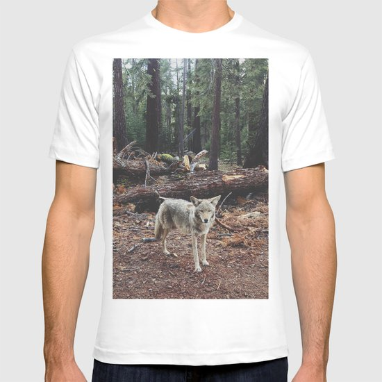 Injured Coyote T-shirt