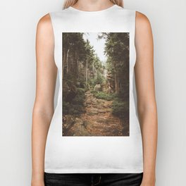 Table Mountains - Landscape and Nature Photography Biker Tank