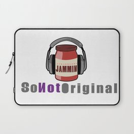S.N.O Strawberry Jammin Laptop Sleeve