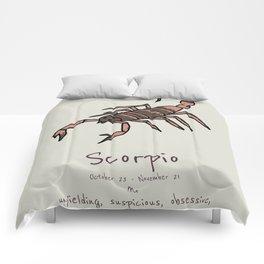 Scorpio V2 Comforters