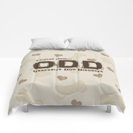 Obsessive Dog Disorder Comforters