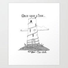 Fairy Tale Art Print