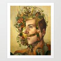 Innovation Art Print