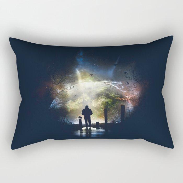 Melancholia Rectangular Pillow