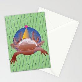 Party Animal - Axolotl Stationery Cards