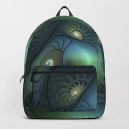 Where Spirals Live Backpack