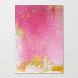 Pinkish Canvas Print