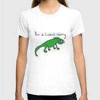 witchcraft T-shirts featuring Witchcraft and Lizardry by fantasticmistersmith