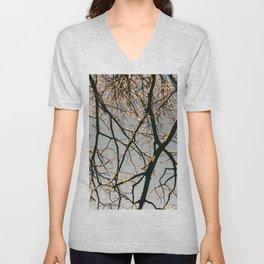 TREES BY EDUARD Unisex V-Neck