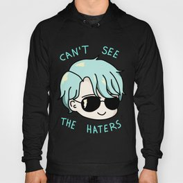 V mystic messenger can't see the haters Hoody