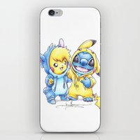 projectrocket iPhone & iPod Skins featuring No one gets left behind. by Randy C