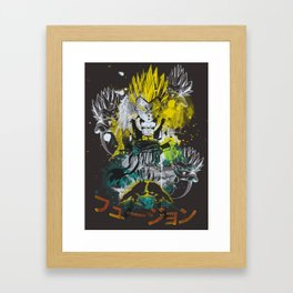 Fusion! Framed Art Print