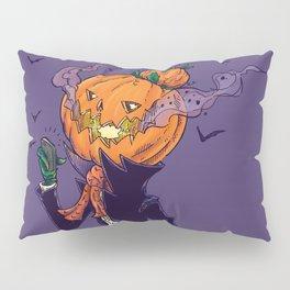 The Pumpkin Bun Pillow Sham