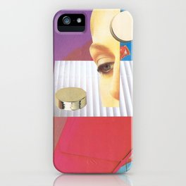 Reality Features iPhone Case
