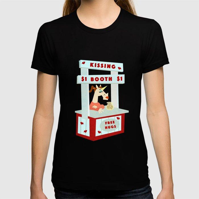 Kissing Booth Unicorn T-shirt