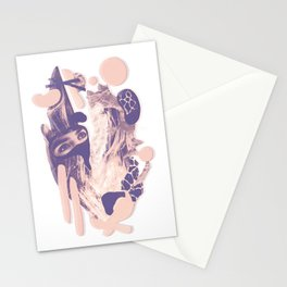 Observer 3 Stationery Cards