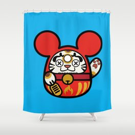 Deadmao5 Shower Curtain