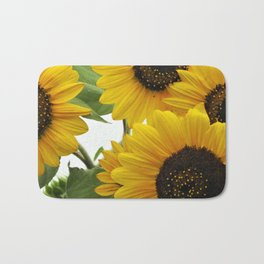 Sun Burst Bath Mat