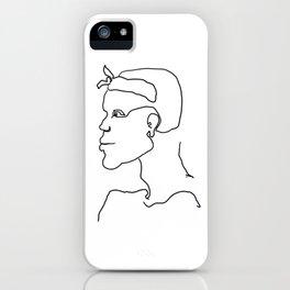 Nwoye iPhone Case