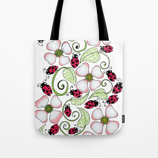 Don't Bug Me Tote Bag