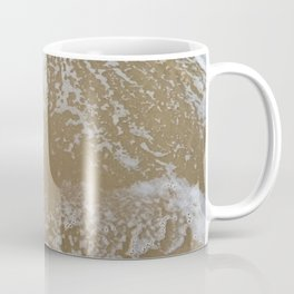 How to hold a wave upon the sand Coffee Mug