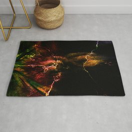 Concept abstract : Anno flore amet Rug