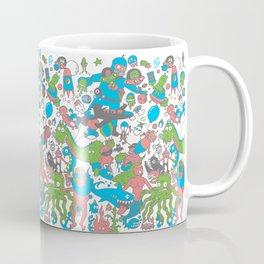 Planet Earth Coffee Mug