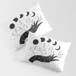 Moonshine in Your Hand Pillow Sham